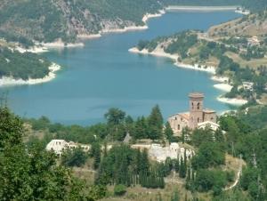 castello magalotti Fiastra